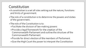 federalism legal studies 3c ppt video online download
