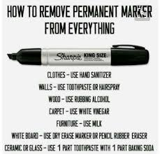 best 25 remove permanent marker ideas on pinterest permanent
