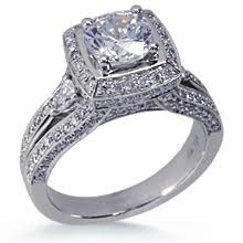 fancy wedding rings fancy split shank pave engagement ring diamond ideals