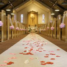 wedding aisle runner wedding aisle runner non woven with vines 40 inch x 100