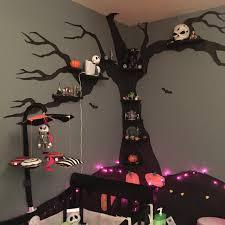 Nightmare Before Christmas Bedroom Set jack skellington christmas tree christmas lights decoration