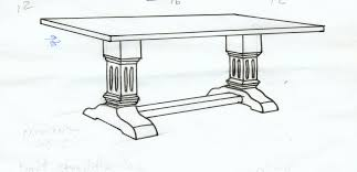 Fine Dining Room Furniture by Amazing Drawing Dining Table T1008 29 Ymq China Manufacturer