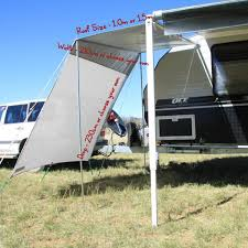 Awning Walls Caravan Bug Awning Privacy Shade Screen Walls And End Drop Walls