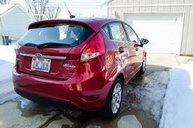 2011 ford fiesta the long term review motor review