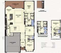 outdoor kitchen floor plans gardenia floor plan the isles of collier preserve in naples fl
