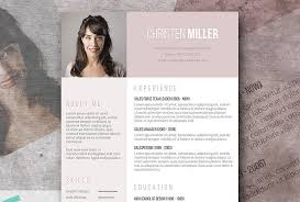 Free Designer Resume Templates Free Creative Resume Templates
