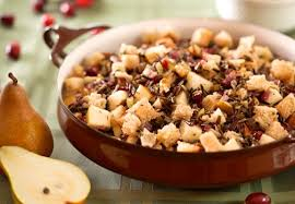 cranberry pear rice