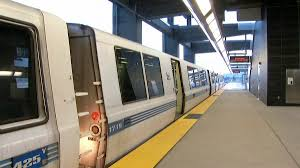 Sf Bart Map Pdf by Welcome Aboard Warm Springs Bart Station Kicks Off Service Nbc