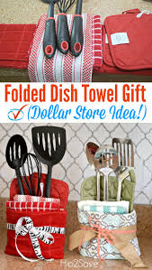 easy dollar tree gift idea great for housewarming wedding shower