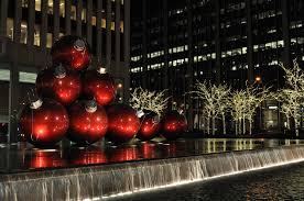 christmas tree decorations new york city christmas decorating