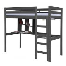 White High Sleeper Bed Frame Rimini Highsleeper Bed In Solid Pine Available As Set With Furniture