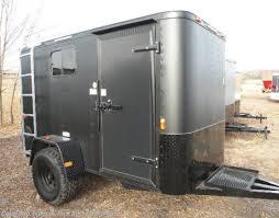 Enclosed Trailer Awning For Sale 12137 2016 Cargo Craft Elite V 5x10 Off Road Cargo Trailer For