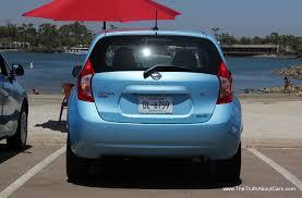 nissan versa blue 2014 first drive 2014 nissan versa note hatchback video the truth