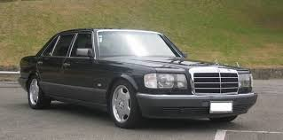 mercedes 560sel view of mercedes 560 sel photos features and tuning