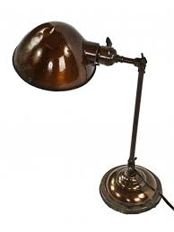 Roll Top Desk Lamp Exceptional All Original And Intact Early American Electric Faries