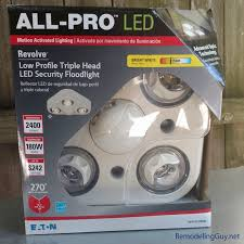 Security Flood Lights Outdoor by Led Outdoor Flood Lights For Outdoor Living And Security