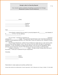 Certified Mail Letter Template Security Deposit Refund Letter 7127897 Png Scope Of Work Template