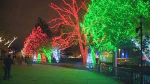 when does the lights at the toledo zoo start toledo up for best zoo lights display again