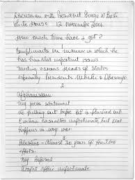 Template Meeting Notes by 2001 Notes From Bush Meeting Abc News Australian Broadcasting