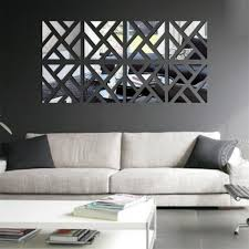 Home Design And Decor Shopping Uk Unique Wall Mirrors Wall Square Mirror Design Adding The