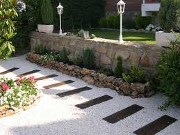 White Rock Garden 41 Ingenious And Beautiful Diy Garden Path Ideas To Realize In