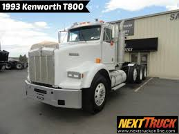 used t800 kenworth trucks for sale throwbackthursday check out this 1993 kenworth t800 view more