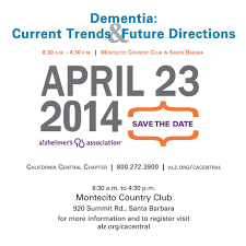 save the date emails email save the date dementia current trends and future