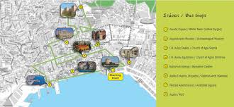 City Sightseeing San Francisco Map by Thessaloniki Hop On Hop Off Bus Tour Tour Thessaloniki