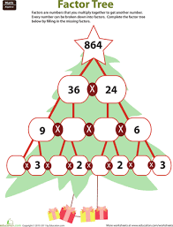 fill in the factor tree the o u0027reilly factor worksheets and factors