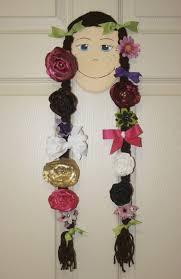 hair clip holder make a hair clip holder dollar store crafts
