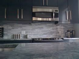 grey kitchen backsplash grey kitchen with granite coutertop