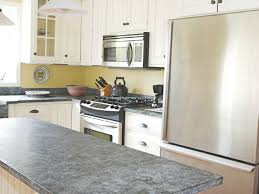 white kitchen cabinets with slate countertops cleaning and caring for slate countertops