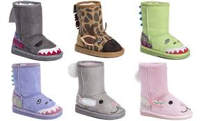 groupon s boots 43 on muk luks toddler s zoo boots groupon goods