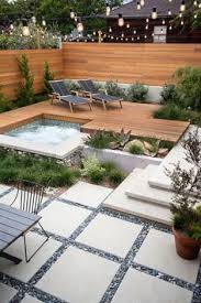 Small Backyard Oasis Ideas Mesmerizing Modern Landscaping Ideas For Small Backyards Pics