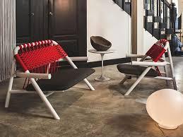 Very Garden Furniture Contemporary Sofa Garden Wooden 2 Seater Unam By Sebastian