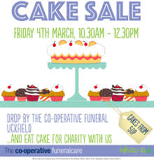 southern co op funeralcare in uckfield hosts scrumptious cake sale