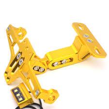 aliexpress com buy motorcycle licence plate holder bracket frame