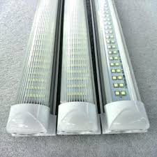 led tube lights home depot mesmerizing 8ft led light fixture light fixtures office shop