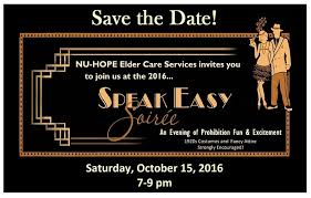 save the date website nu speakeasy soirée is coming save the date