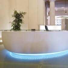 Illuminated Reception Desk Acrylic Lighted Reception Desk Acrylic Lighted Reception Desk