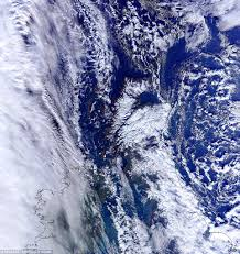 Satellite Weather Map Uk Weather White Out Uk Satellite Map Shows How Most Of Britain