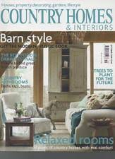 country homes and interiors magazine subscription country homes interiors ebay
