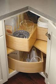 organize lazy susan base cabinet base deep bin lazy susan cabinet schrock cabinetry contemporary