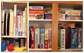 home design board games board games storage cabinet professional organizer helps you