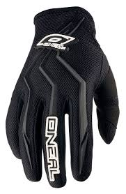 oneal motocross helmet o u0027neal youth element gloves revzilla