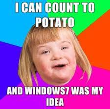 Meme Potato - count to potato meme 28 images chocolate wasted memes 27 most