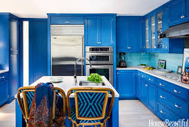 Diy Blue Kitchen Ideas Creative Of Kitchen Cabinets Colors And Designs Kitchen 10 Ways To