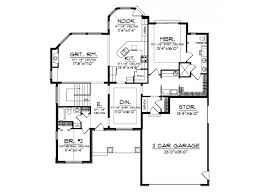 home plans with mudroom laundry room opens to master closet storage area in garage