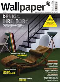 house design magazines uk wallpaper july 2011 brings the design directory