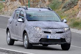 spy shots 2013 dacia sandero stepway is a junior duster